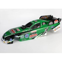 Traxxas 6912 Body, Ford Mustang, John Force (painted, decals applied)