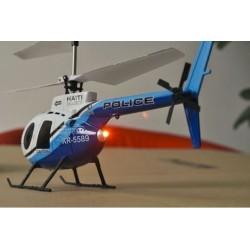 Politihelikopter - Efly