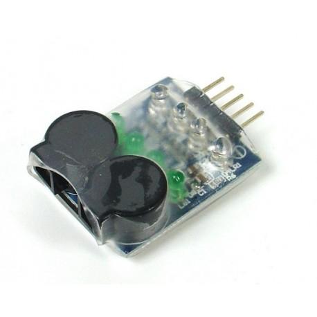 LiPo-buzzer / LiPo-alarm