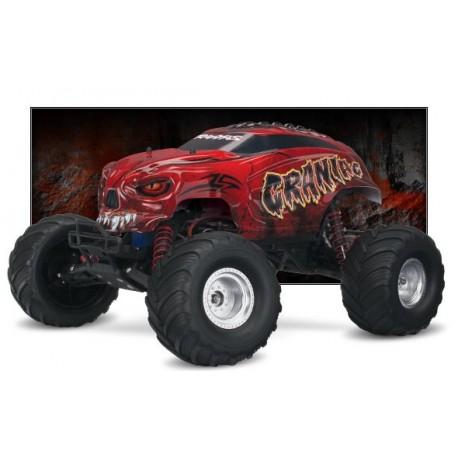 Traxxas Craniac 1/10 Monster Truck