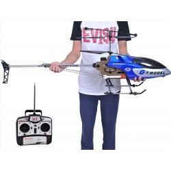 Kæmpe fjernstyret helicopter på 130 cm