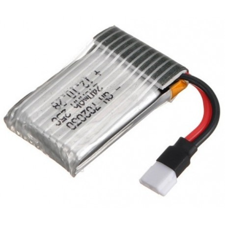 Hubsan batteri - H107-A05 3,7V - 240mAh