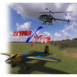 Reflex XTR - helikopter og fly-simulator - TILBUD