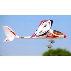 Red Dragonfly - fjernstyret begynderfly fra FMS