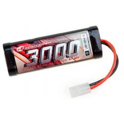 Batteri 7,2V - 3000mAh - NiMh