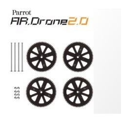 Parrot PF070047AA AR.Drone 2.0 Gears and Shaft Set