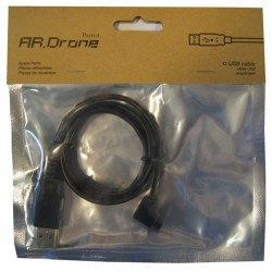 Parrot ar.Drone USB kabel / cable pf070021aa