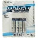 AAA batterier 1,5 V LR03-AAA-AM4