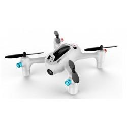 Hubsan FPV X4 Plus H107D+ - Fed FPV drone (Live video!)