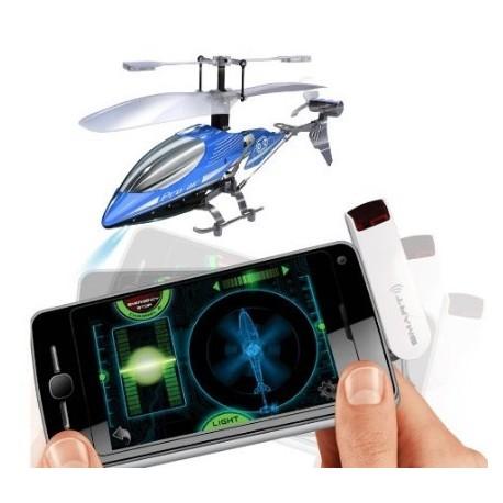 Silverlit SmartLink Sky Wizard 3-Channel Gyro Helikopter med I-R modul