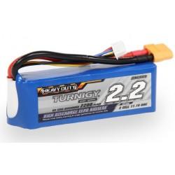 Turnigy 11,1V 2200mAh 3S 30C Lipo Pack - TILBUD