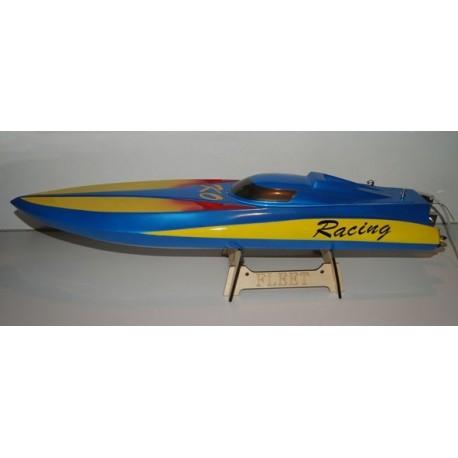 Falem Racing BM057 - hurtig flot fjernstyret båd