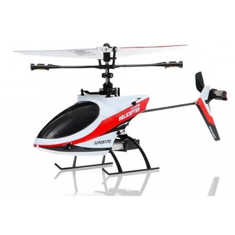 Efly MSP 190 - næste skridt! Fed prof. mini-helikopter - TILBUD