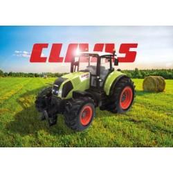 CLAAS Axion 850 fjernstyret traktor