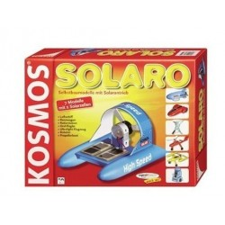 Solcellebyggesæt - virkelig smart og lærerigt sæt