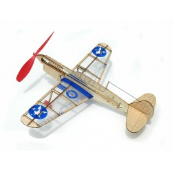 U.S. Warhawk - flot professionel elastikflyver