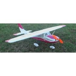 Tilbud: Cessna-206T - RTF fly med alt.