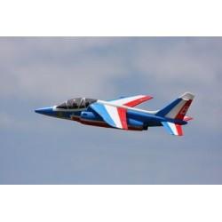 Alpha Jet - ducted fan brushless fjernstyret fly - meget hurtigt!