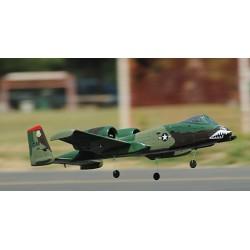 Dynam A-10 EDF RC Jet - Thunderbolt II aka Warthog