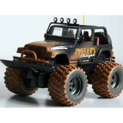 New Bright - Mud Slinger 1:15 (leg)
