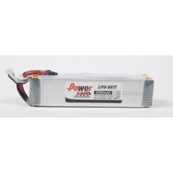 LiPo 22,2V 5300mah 25/50c - stort LiPo-batteri
