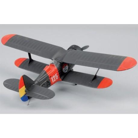 Axion Polikarpov I-15 - RTF fjernstyret flyv med alt - 2.4Ghz