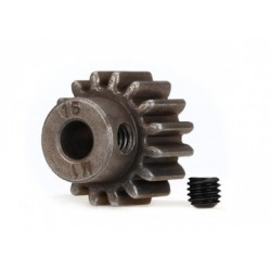 TRX6489 Pinion Gear, 16T (1.0P) 5mm TRAXXAS 6489