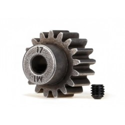 TRX6490 Pinion Gear, 17T (1.0P) 5mm TRAXXAS 6490