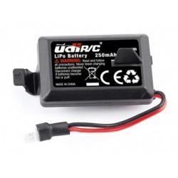 UDI U32 batteri - Li-Po Battery 1S 3,7V 250mAh U32