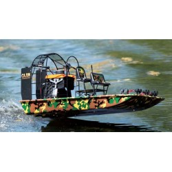 Cajun Commander Airboat 2.4G RTR