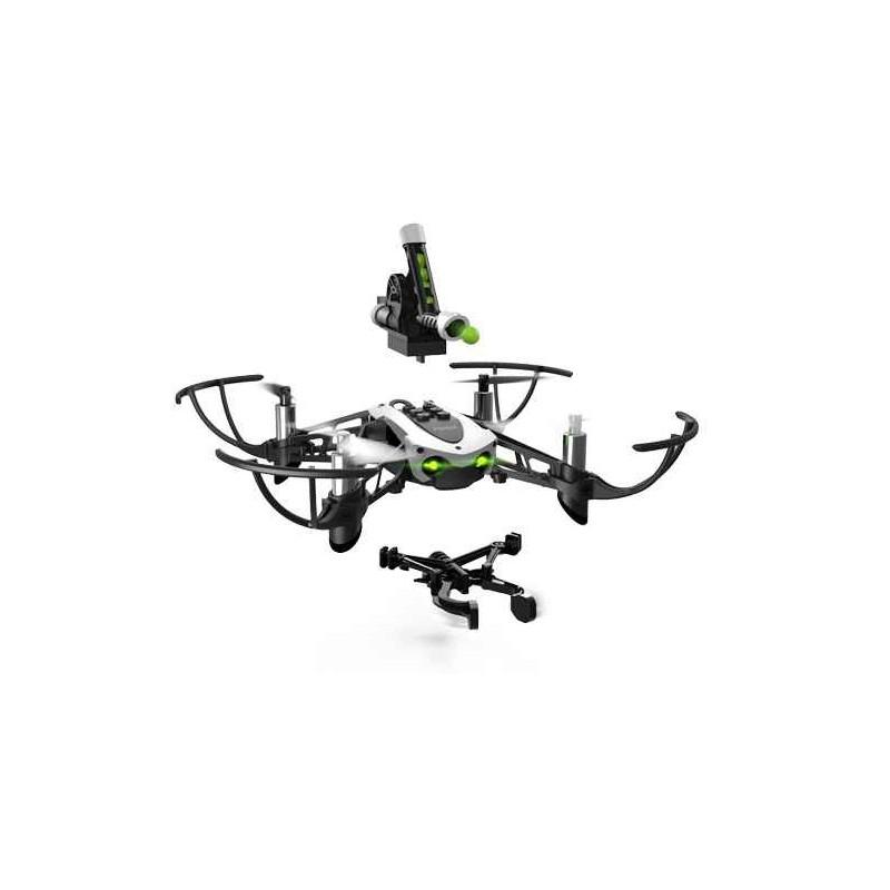 Parrot Mambo Mini Drone Med Skydende Kanon Og Gribe Klo