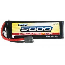 LiPo batteri 11,1V 3S 5000mAh 35C Traxxas-stik