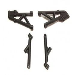 Rear suspension bracket*2