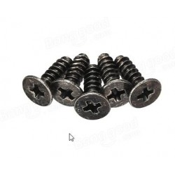 Automatic screws countersunk head 2.6*8 *10