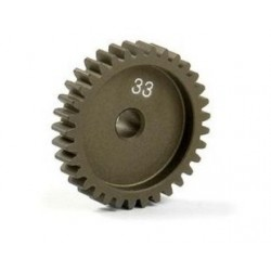 Pinion gear 33T / 48 pitch - hard coated