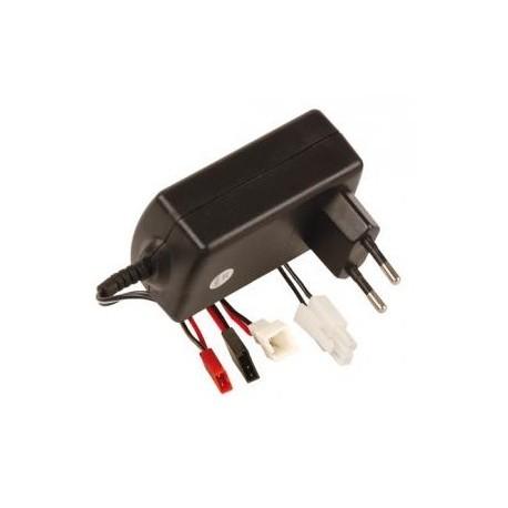 Batterilader NiMh - semi-hurtig lader