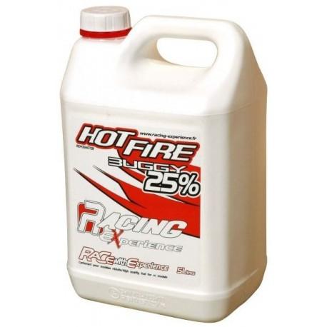 Nitro 25% 5L Racing Fuel HotFire