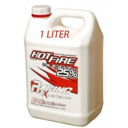 Nitro 25% 1 Liter dunk - RACING FUEL HOTFIRE EURO25