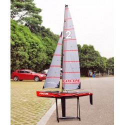 Focus V2 Sailboat 1-meter RTR JW8812