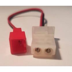 Adapterkabel - strøm