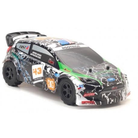 XT-Onroad 1:24 2WD 2.4 GHz - lille frisk fjernstyret bil