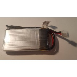 LiPo batteri 2S 7,4 - 850mAp