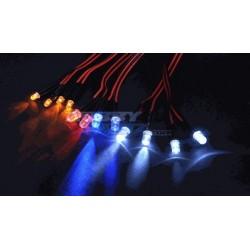 Supersmart lampesæt / lyssystem til rc-biler