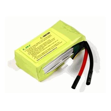 LiPo-batteri 11,1V 1250 mAh