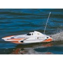 AquaCraft Mini Wildcat RTR Electric Catamaran - TILBUD