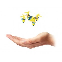 Mini Drone Quad 6-axis Gyro 2.4G 45x45 mm