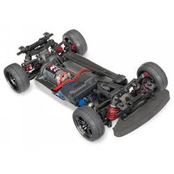 4-Tec 2.0 XL-5 4WD TQ w/o Body, Battery & Charger
