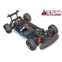 4-Tec 2.0 VXL 4WD TQi TSM w/o Body, Battery & Charger