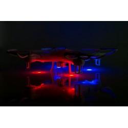 Gravit Vision FPV - Drone med skærm - se hvor du flyver!
