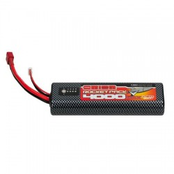 LiPo Orion Rocket V-Max 7.6V 4000 2S 55C Battery Deans